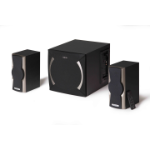 Edifier XM6PF 2.1channels 48W Black speaker set