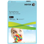 Xerox Symphony Card A4, Blue Blue printing paper