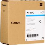 Canon PFI-307C Origineel Cyaan
