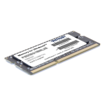 Patriot Memory 8GB DDR3 PC3-12800 (1600MHz) SODIMM memory module
