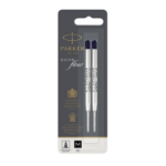 Parker 1950372 pen refill Black Medium 2 pc(s)