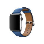 Apple 42mm Classic Buckle - Watch strap - sea blue - for Watch (42 mm)