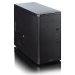 Fractal Design Design Core 1100 OEM Micro ATX Case, No PSU, NO FAN, 2 x USB 3.0, Brushed Aluminium-look