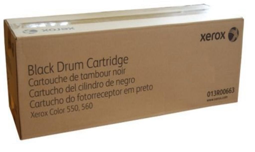Xerox 013R00663 cartucho de tóner Original Negro 1 pieza(s)