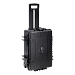 B&W Type 6700 Hard case Black