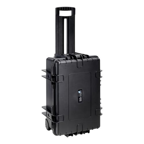B&W Type 6700 Hard case Black