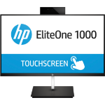 "HP EliteOne 1000 G2 60.5 cm (23.8"") 1920 x 1080 pixels Touchscreen 8th gen Intel® Core™ i7 i7-8700 16 GB DDR4-SDRAM 1000 GB SSD Black All-in-One PC"