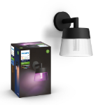 Philips Hue White and colour ambience Attract Outdoor wall light