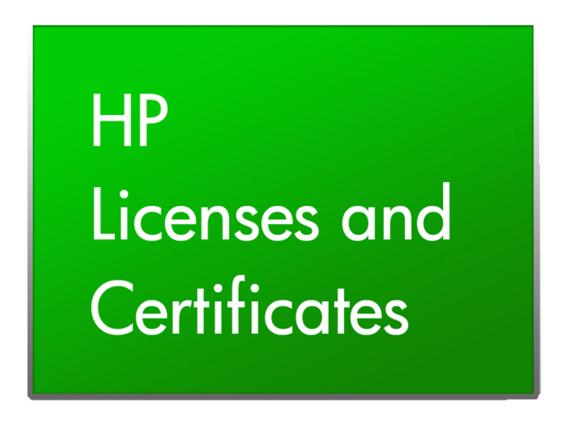 Hewlett Packard Enterprise StoreEver MSL TapeAssure Advanced E-LTU TC406AAE
