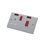 SMJ PPCK45NE 2 Red,White electrical switch