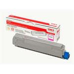 OKI 43487710 Toner magenta, 6K pages @ 5% coverage