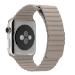 Apple MJ4Y2ZM/A Band Grey Leather
