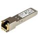 StarTech.com Módulo Transceptor SFP Compatible con Juniper EX-SFP-1GE-T - 10/100/1000BASE-T