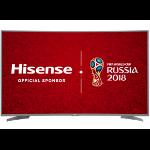 "Hisense H55M6600 55"" 4K Ultra HD Smart TV Wi-Fi Silver LED TV"