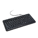Targus Black Compact 3/4 USB Keyboard