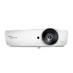 Optoma W461 data projector Desktop projector 5000 ANSI lumens DLP WXGA (1280x800) 3D White