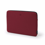 "Dicota Skin Base 15-15.6 notebook case 39.6 cm (15.6"") Sleeve case Red"