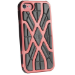 G-FORM Xtreme Case for iPod Touch, Pink/Black RPT (EMHS00108BE)
