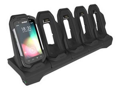 Zebra CRD-TC7X-SE5EU1-01 mobile device charger Black Indoor