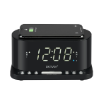 Denver CRQ-110 radio Clock Digital Black