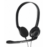 Sennheiser PC 3 Chat Headset Head-band Black