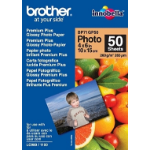 Brother BP71GP50 Premium Glossy photo paper White