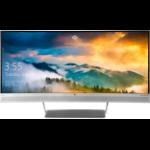 "HP EliteDisplay S340c 86.4 cm (34"") 3440 x 1440 pixels Wide Quad HD Silver"