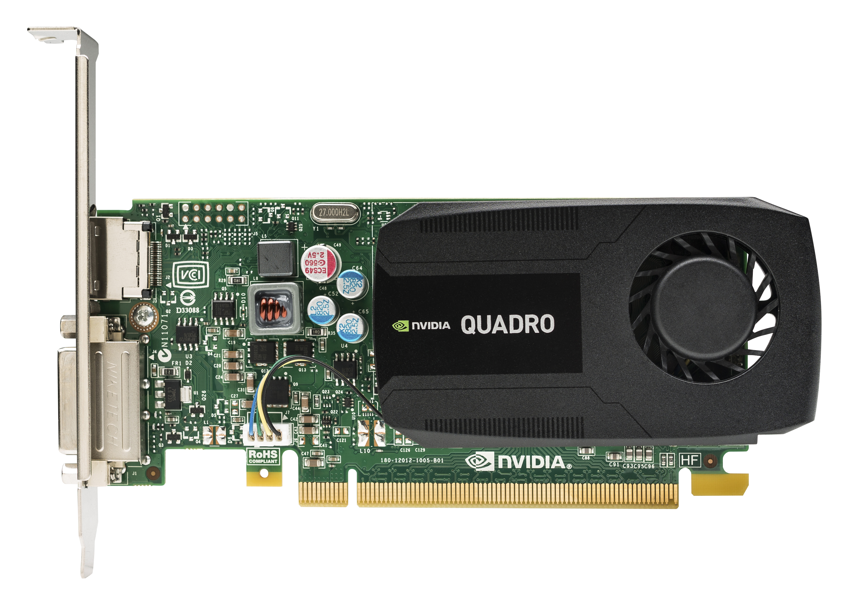 HP NVIDIA Quadro K420 NVIDIA Quadro K420 2GB