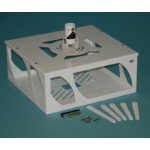 Ra technology RA-Cent-B-Foot-V5 project mount Ceiling White