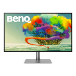"Benq PD2720U computer monitor 68.6 cm (27"") 4K Ultra HD LED Flat Black"