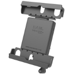 """RAM Mounts Tab-Lock Holder for 9"""" Tablets with Heavy Duty Cases"""