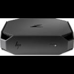 HP Z2 G4 8th gen Intel® Core™ i5 i5-8500 8 GB DDR4-SDRAM 256 GB SSD Black Mini PC Workstation
