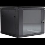 Adastra 953.612UK rack cabinet 12U Freestanding rack Black