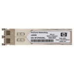 Hewlett Packard Enterprise X126 1Gb/s SFP LC LX SM 10km 1310nm Transceiver network media converter
