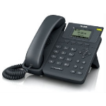 Yealink T19PN Wired handset LCD Black IP phone