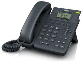 Yealink T19PN IP phone Black Wired handset LCD