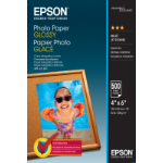 Epson Photo Paper Glossy - 10x15cm - 500 sheets