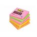 Post-It 654S-N Multicolour 5pc(s) self-adhesive label