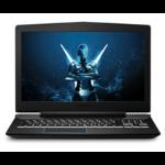 "MEDION ERAZER X6603 2.8GHz i7-7700HQ 15.6"" 1920 x 1080pixels Black Notebook"