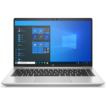 """HP ProBook 640 G8 DDR4-SDRAM Notebook 35.6 cm (14"""") 1920 x 1080 pixels 11th gen Intel® Core™ i5 8 GB 512 GB SSD Wi-Fi 6 (802.11ax) Windows 10 Pro Silver"""