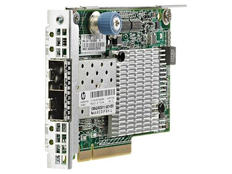 Hewlett Packard Enterprise FlexFabric 10Gb 2-port 534FLR-SFP+ Adapter Internal Fiber 10000Mbit/s
