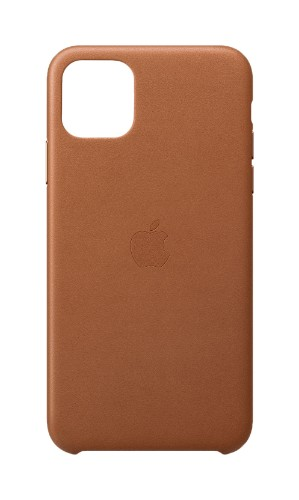 "Apple MX0D2ZM/A mobile phone case 16.5 cm (6.5"") Cover Brown"