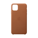 "Apple MX0D2ZM/A mobile phone case 16.5 cm (6.5"") Cover Brown"