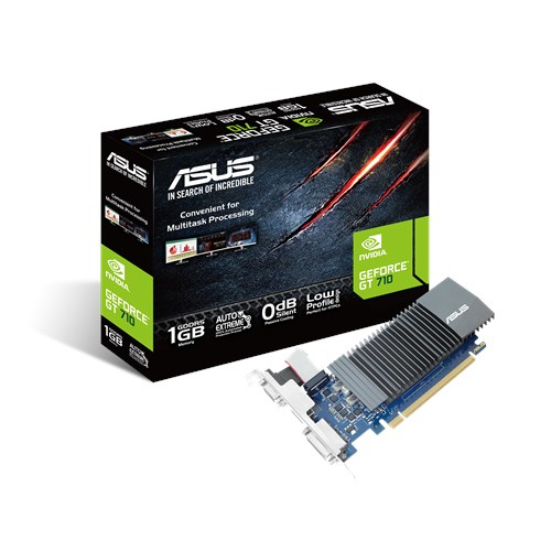 ASUS GT710-SL-1GD5 graphics card NVIDIA GeForce GT 710 1 GB GDDR5