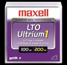 Data Cartridge Lto 100/200GB Ultrium1 Tape