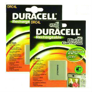 Duracell BUNDC4L rechargeable battery