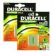 Duracell BUNDC4L rechargeable battery