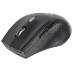 Manhattan 179386 mice RF Wireless Optical 1600 DPI Right-hand Black