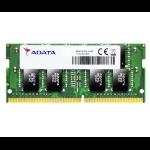 ADATA AD4S2666W4G19-S memory module 4 GB DDR4 2666 MHz