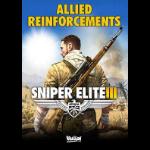 Rebellion Sniper Elite 3 - Allied Reinforcements Outfits Pack, PC Video game downloadable content (DLC) Deutsch